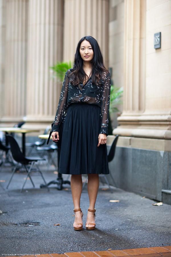 541 Street Style: Vodeći modni trendovi na ulici