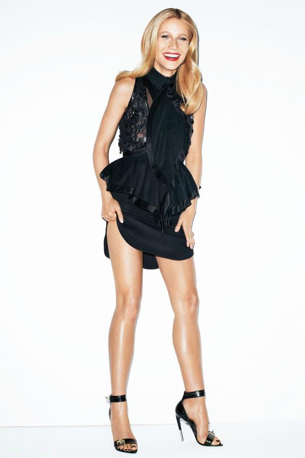 """56 """"Harpers Bazaar US"""": Elegantna Gwyneth Paltrow"""