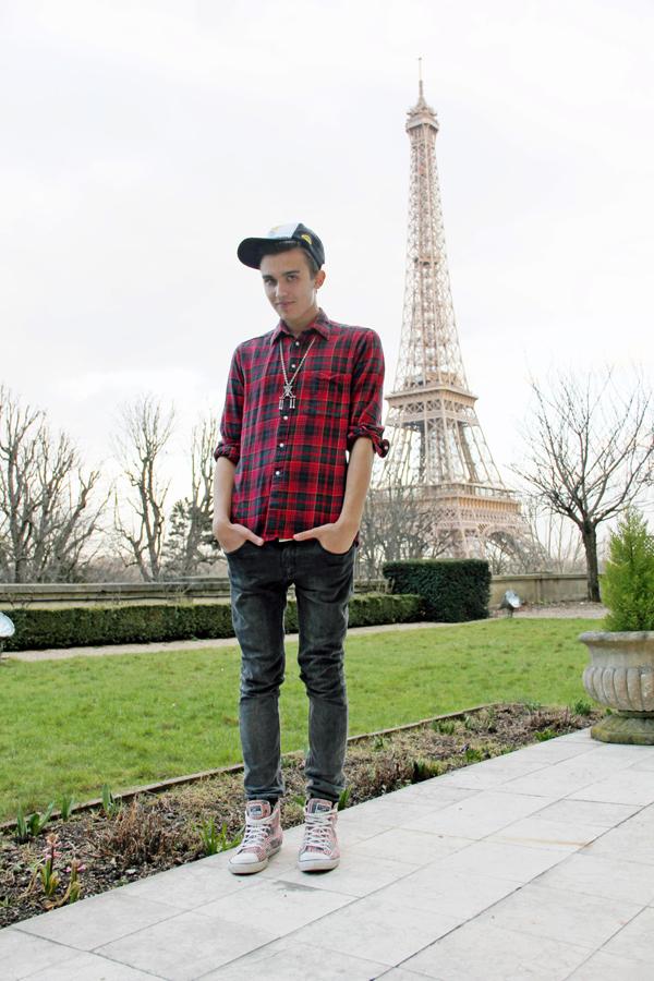 6 2 Street Style: Šetajući Parizom (1. deo)