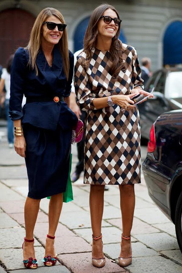 622 La Moda Italiana: Street Style inspiracija