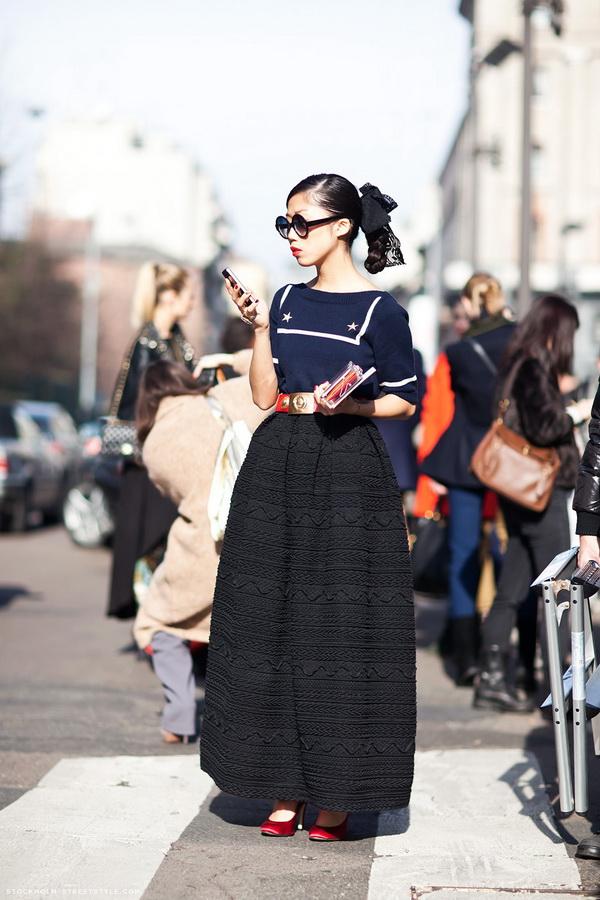 634 Street Style: Vodeći modni trendovi na ulici