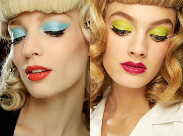 7 Slika 7 Jarke boje za smelije devojke Sedam prolećnih make up trendova
