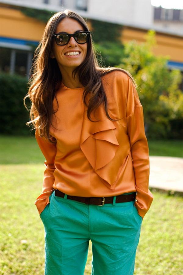 89 La Moda Italiana: Street Style inspiracija