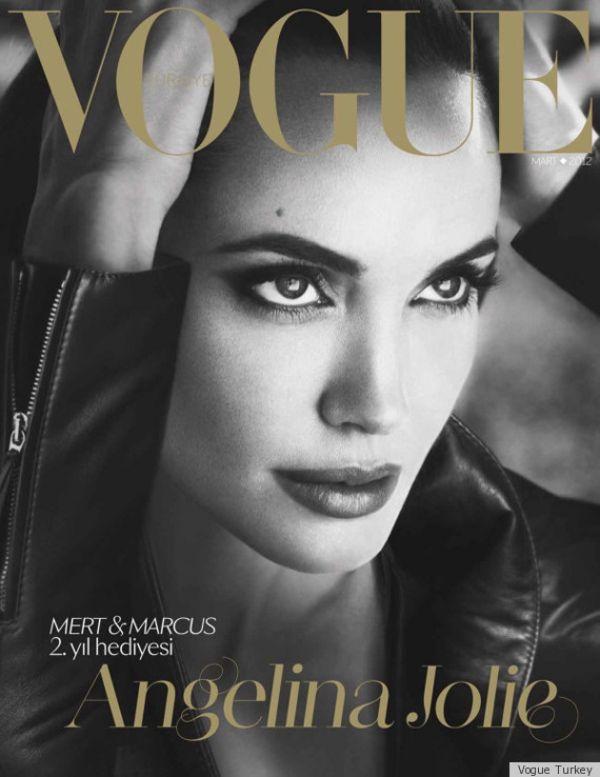 ANGELINA JOLIE VOGUE TURKEY COVER picnik Modni zalogaji: Povratak Crne pantere i latino dive