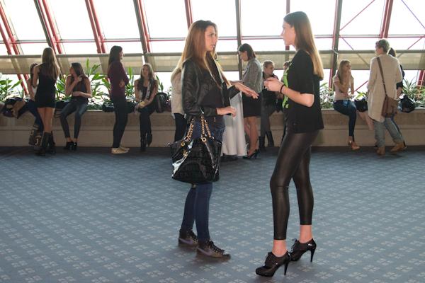 Andjelas 17 of 319 Belgrade Fashion Week: Kasting