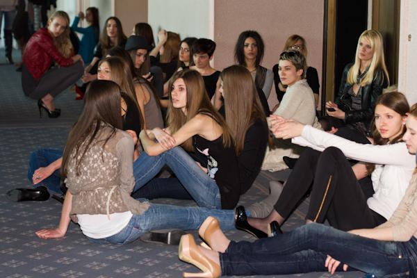 Andjelas 205 of 319 Belgrade Fashion Week: Kasting
