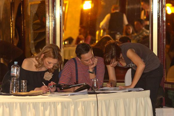 Andjelas 38 of 319 Belgrade Fashion Week: Kasting
