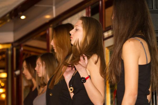 Andjelas 60 of 319 Belgrade Fashion Week: Kasting