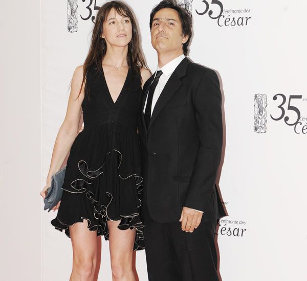 Charlotte Gainsbourg Yvan Attal Nekonvencionalna lepotica: Charlotte Gainsbourg