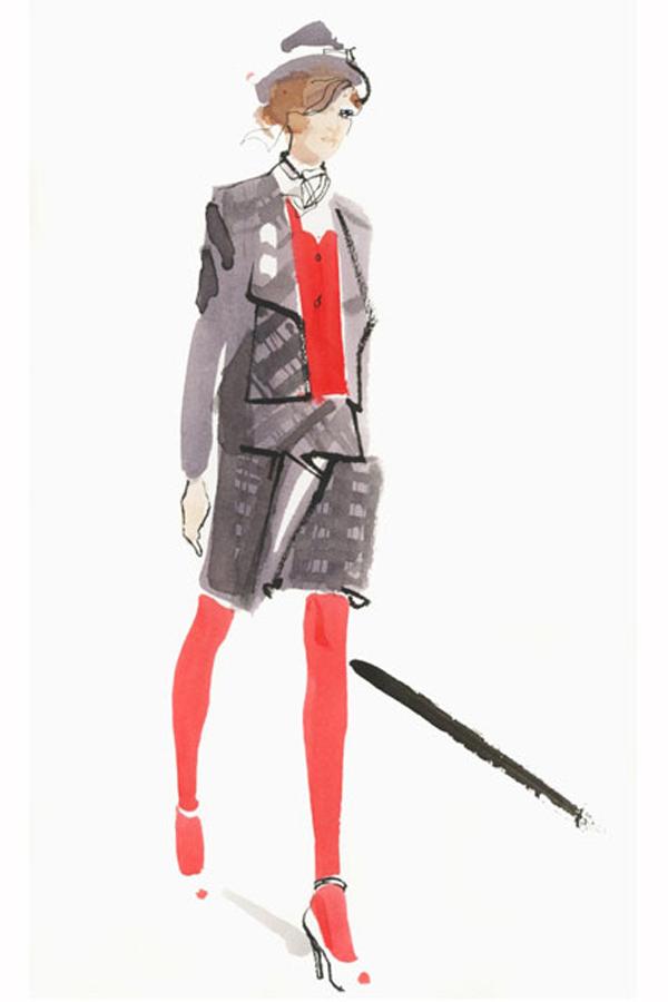 DD v 1mar12 8 DD Modni zalogaji: Dame poludele za korsetom Dolce & Gabbana