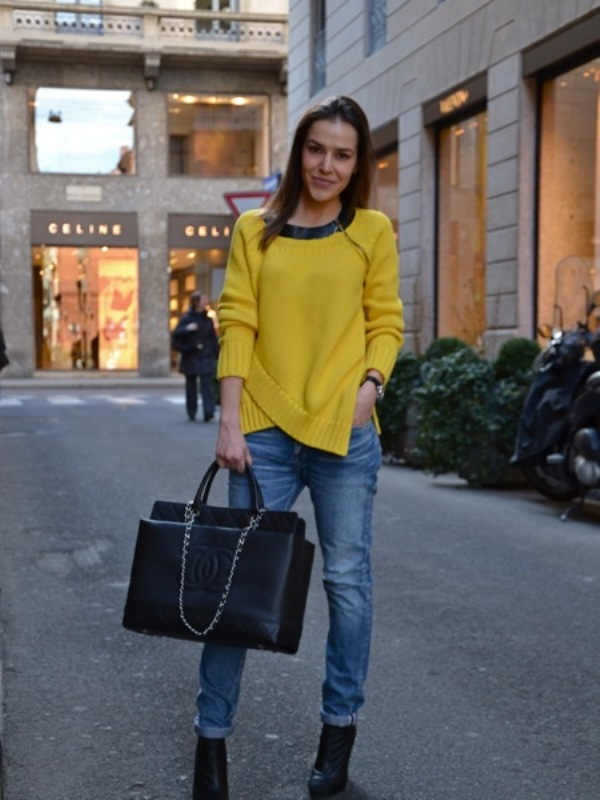 DSC 0008 Street Style: Moda na ulicama Milana