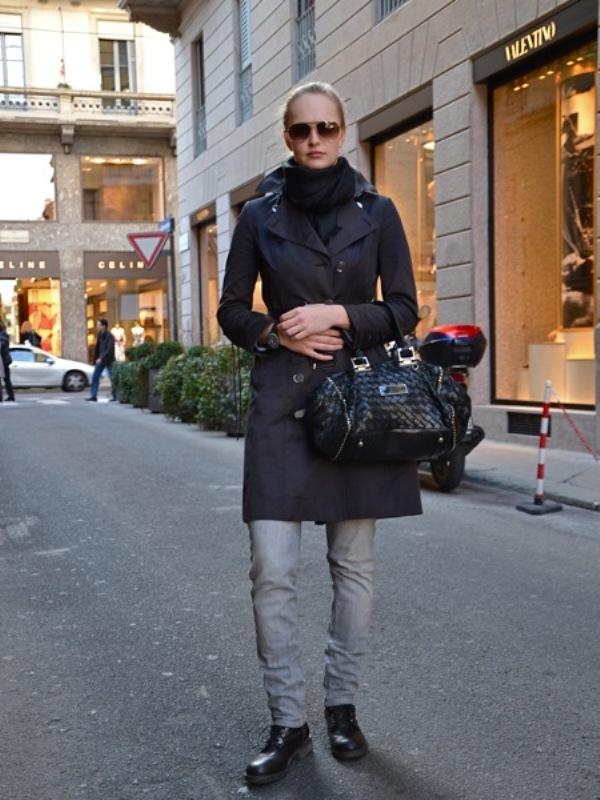 DSC 0010 Street Style: Moda na ulicama Milana