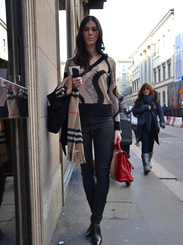 DSC 0011 Street Style: Moda na ulicama Milana