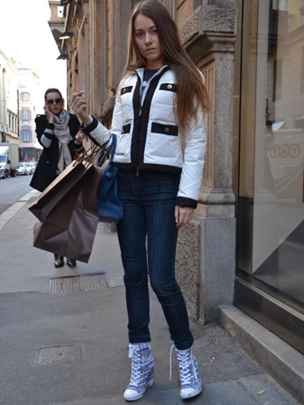 DSC 0012 Street Style: Moda na ulicama Milana