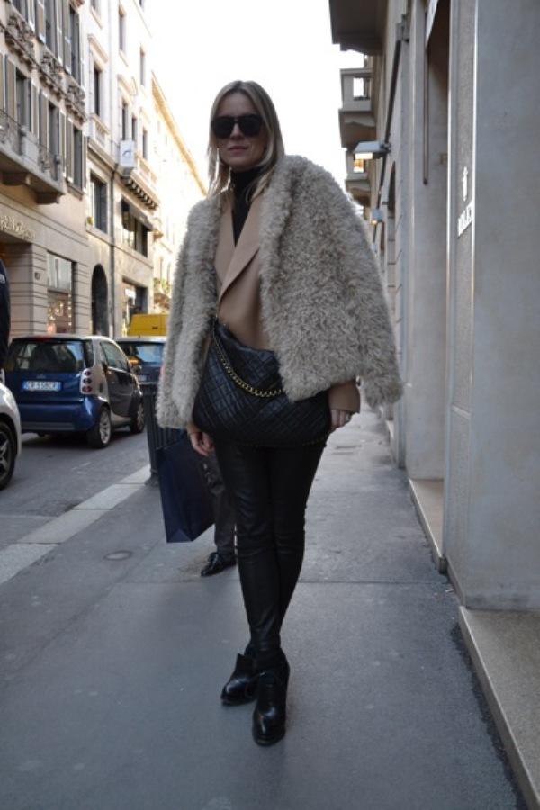DSC 0015 Street Style: Moda na ulicama Milana