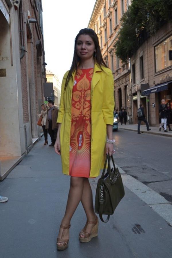 DSC 0016 Street Style: Moda na ulicama Milana