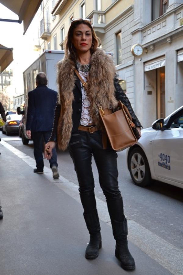 DSC 0021 Street Style: Moda na ulicama Milana