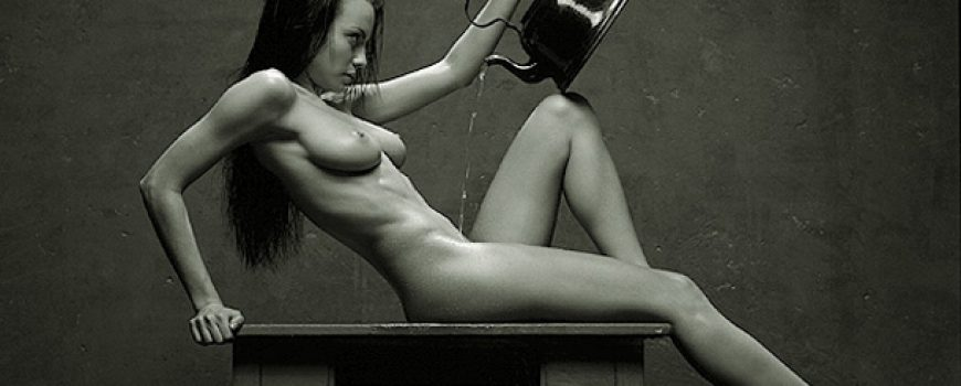 Erotska fotografija: Gola umetnost