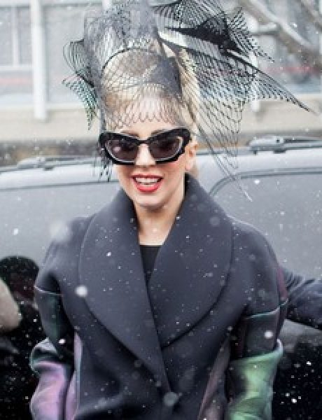 "Lady Gaga: Recite ""ne"" nasilju!"
