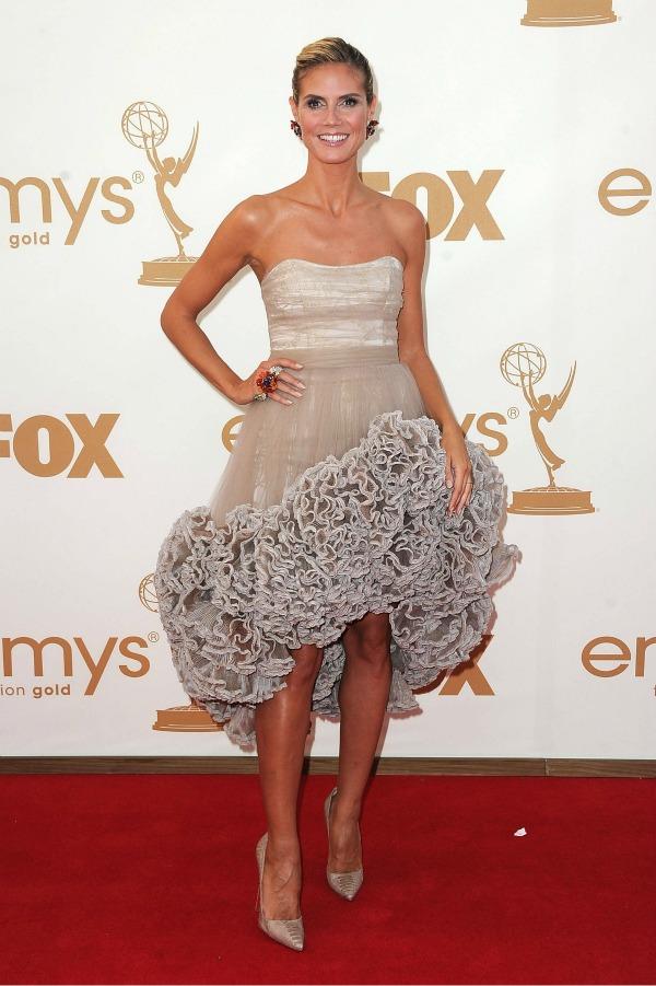 Heidi Klum picnik 10 haljina: Heidi Klum