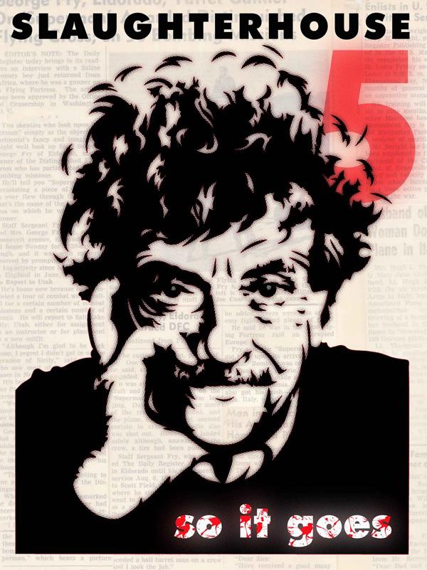 Klanica 5 Kurt Vonnegut 3 u 1: Putnici kroz vreme, teksaški šerifi i mančesterska melanholija