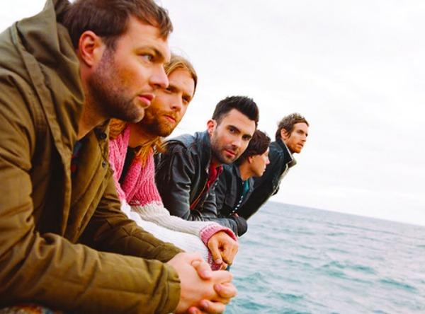 Maroon+5+M5 Maroon 5 izdaje novi album
