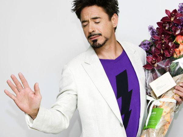 Men Male Celebrity actor Robert Downey Jr 032336  picnik U krevetu sa... Robertom Daunijem Džuniorom