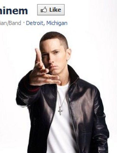 Najveći broj Facebook fanova ima… Eminem!