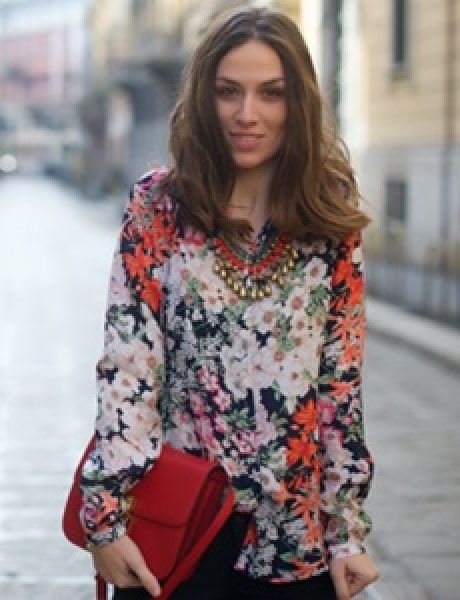 Having coffee with a trendsetter: Erika Boldrin
