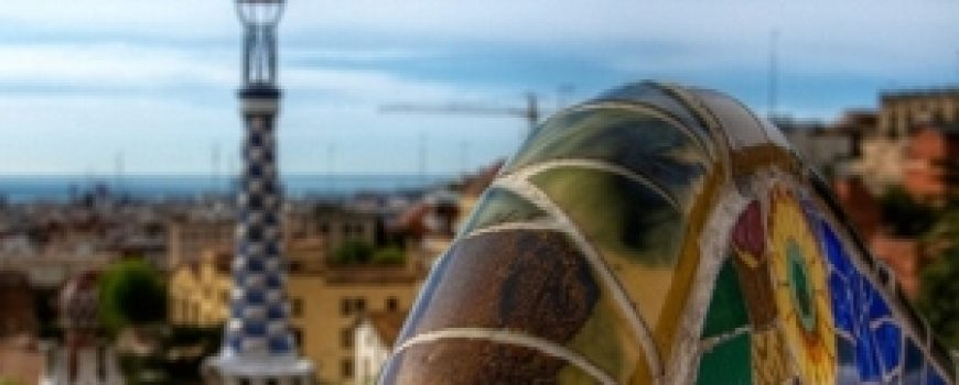 Antonio Gaudi: Parc Güell