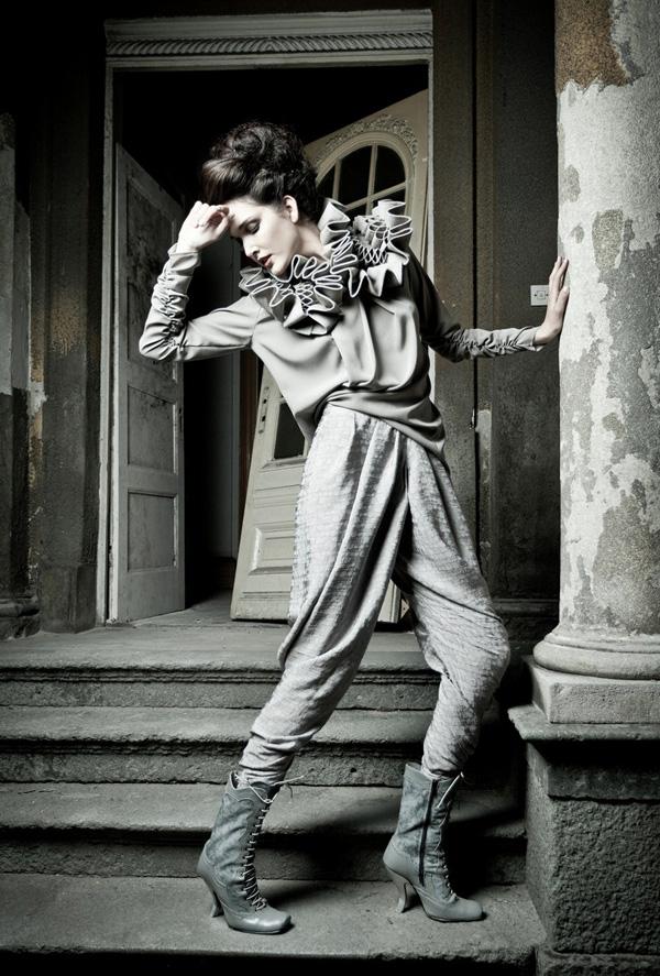 Nina Avramovic photo Marko Cvetkovic FASHIONCLASH Maastricht 2012: Međunarodni i interdisciplinarni modni događaj