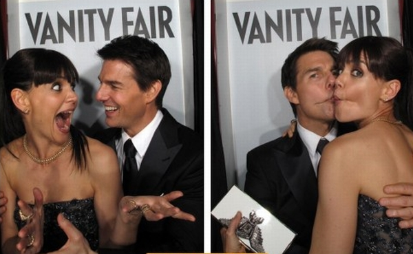Oh dear Tom Cruise and Katie Holmes Trach Up: Još procurelih fotki