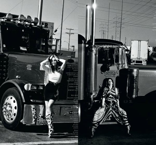 """Picnik collage16 """"French Revue de Modes"""": Nijedna kao Cindy"""