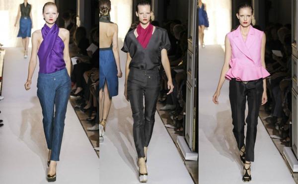 Picnik collage55 Proleće i leto na modnim pistama: Yves Saint Laurent