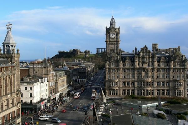 SLIKA 1 Edinburgh Scotland Studenti bez granica: Studiranje u zemlji druida