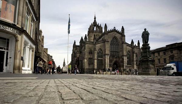 SLIKA 2 katedrala st giles Studenti bez granica: Studiranje u zemlji druida