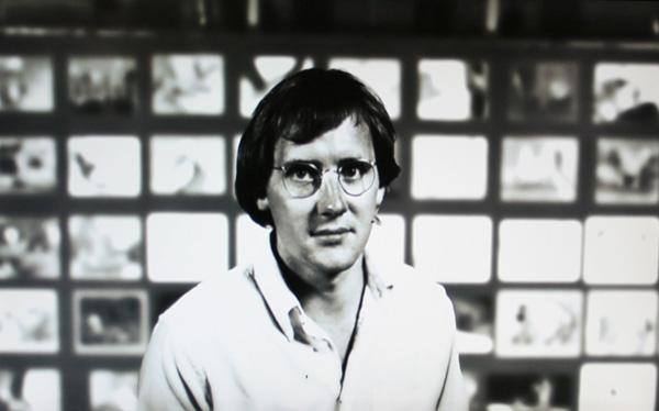 Slika 1 Mladi animator John Lasseter Stil moćih ljudi: John Lasseter, na vrhu piramide u havajci