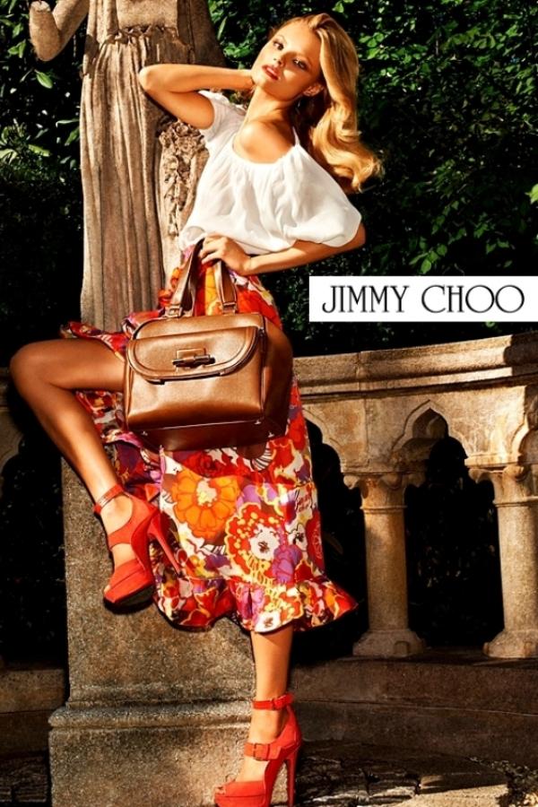 Slika 121 Jimmy Choo: Proleće u bojama, boho i hipi stilu