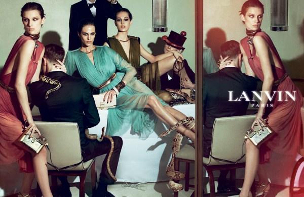 Slika 124 Lanvin: Modna bajka