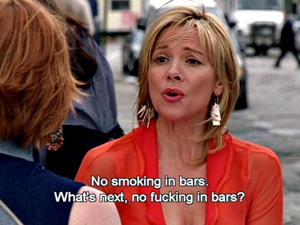 Slika 130 Samantha Jones: Mala životna pravila