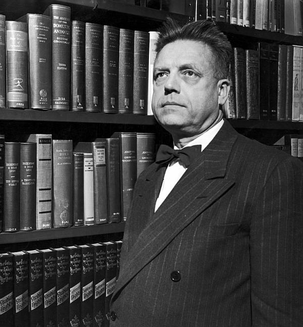 Slika 15 Seksologija: Alfred Kinsey