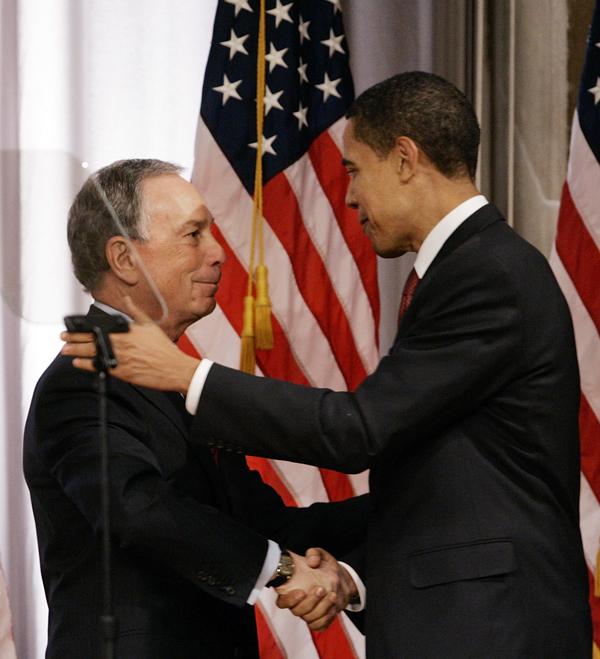 Slika 2 Sa predsednikom je ko nokat i meso Stil moćnih ljudi: Gradonačelnik Mike