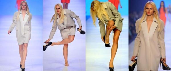 Slika 227 Modni zalogaji: Tužbe, moćne žene i bolovi zbog cipela