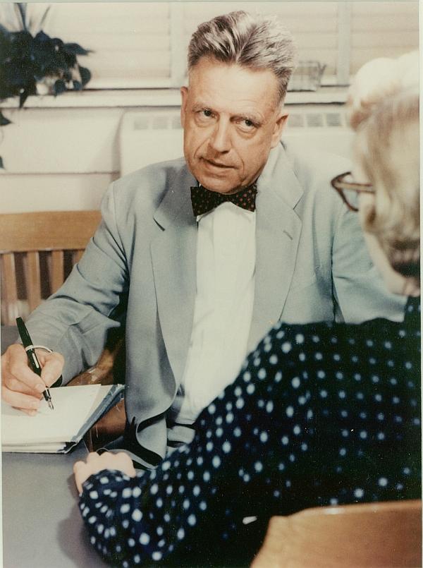 Slika 27 Seksologija: Alfred Kinsey