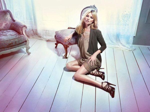 Slika 3 Liu Jo: Još jednom Kate Moss