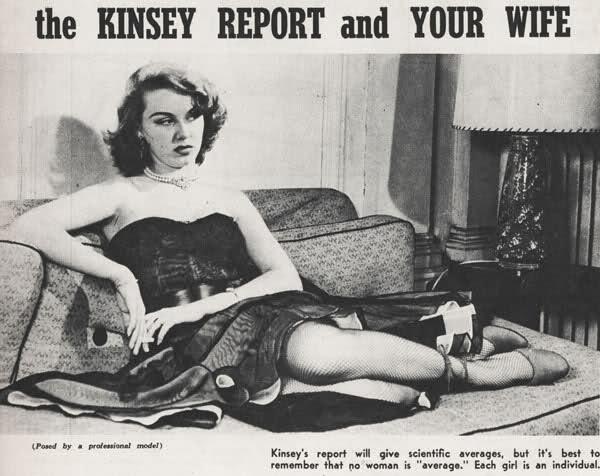 Slika 35 Seksologija: Alfred Kinsey