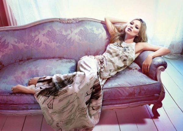 Slika 41 Liu Jo: Još jednom Kate Moss