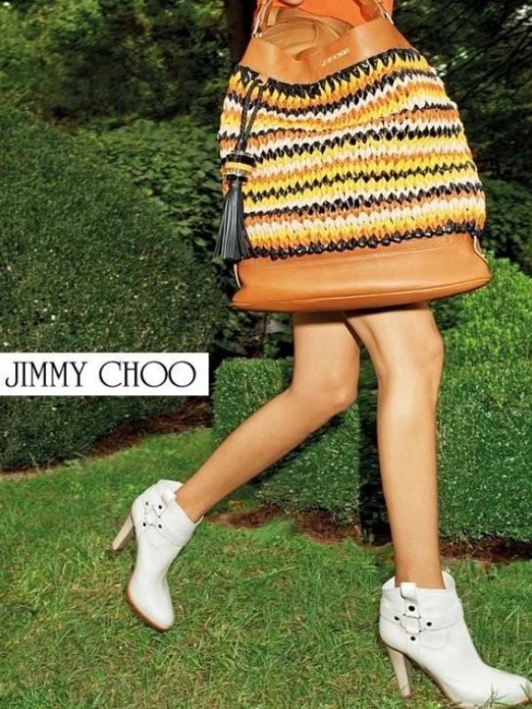 Slika 514 Jimmy Choo: Proleće u bojama, boho i hipi stilu