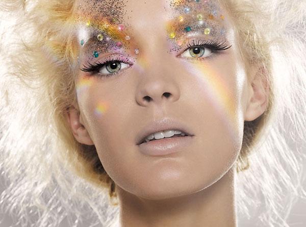 Slika 6 Sljokice su uvek u trendu1 Sedam prolećnih make up trendova
