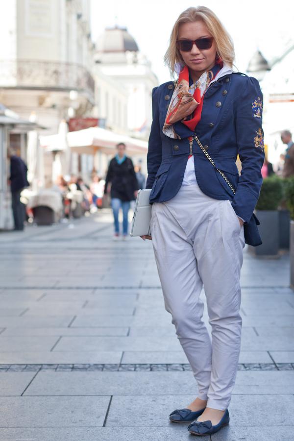 Slika 610 Belgrade Style Catcher: Varljivo proleće